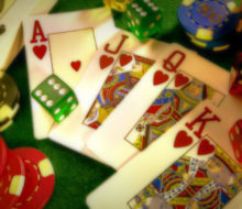 Wonderland of casino card games
