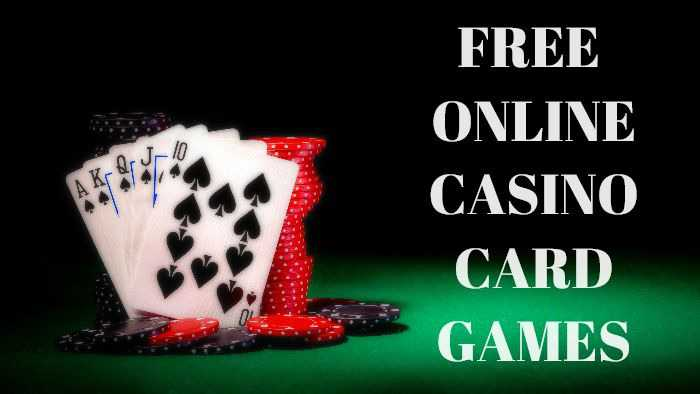 Free Online Casino Card Games Types And Rules Table Casino Games